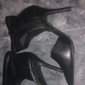 Shoes - Biker girl heels